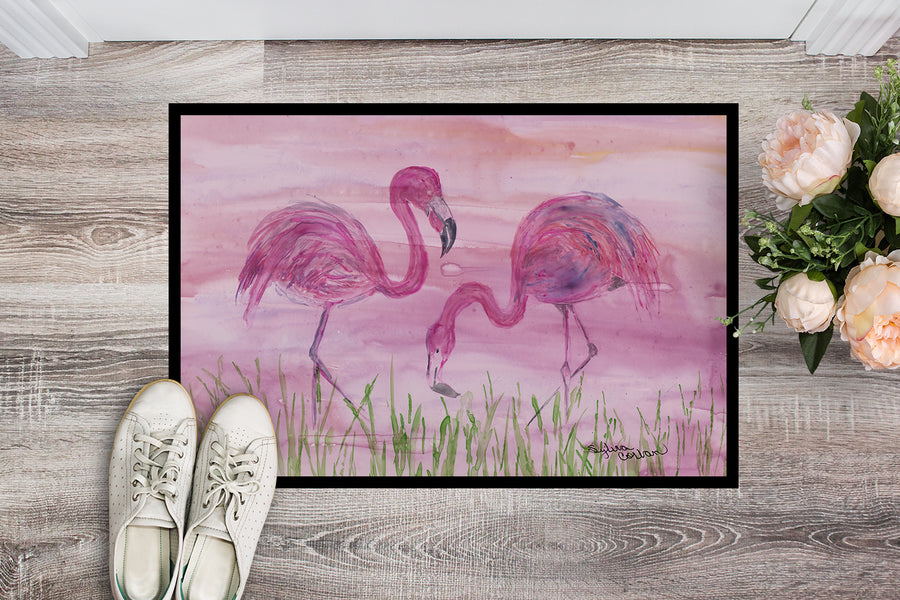 Buy this Flamingos Indoor or Outdoor Mat 18x27 SC2018MAT