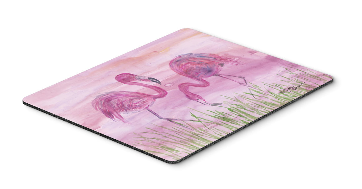 Buy this Flamingos Mouse Pad, Hot Pad or Trivet SC2018MP