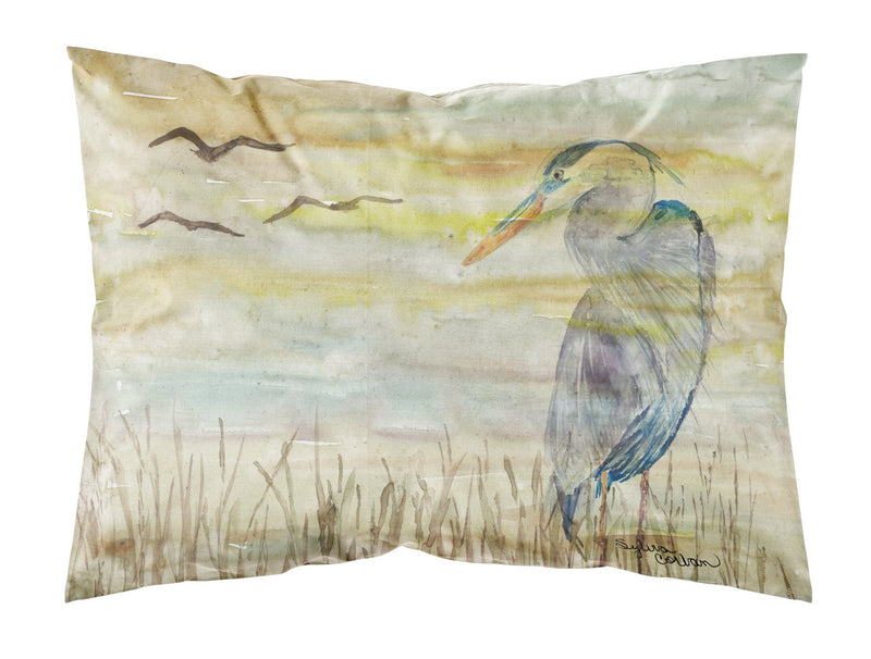 Buy this Blue Heron Yellow Sky Fabric Standard Pillowcase SC2020PILLOWCASE