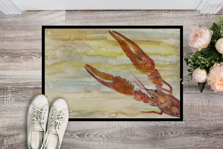Buy this Crawfish Yellow Sky Indoor or Outdoor Mat 18x27 SC2021MAT