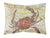 Buy this Cooked Crab Yellow Sky Fabric Standard Pillowcase SC2022PILLOWCASE