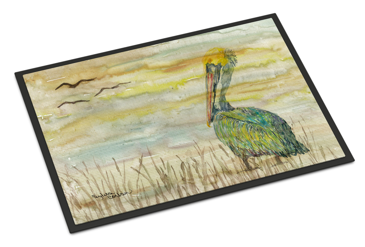 Buy this Pelican Yellow Sky Indoor or Outdoor Mat 18x27 SC2024MAT