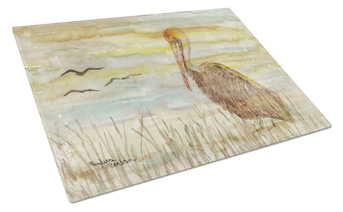 Buy this Brown Pelican Yellow Sky Glass Cutting Board Large SC2025LCB