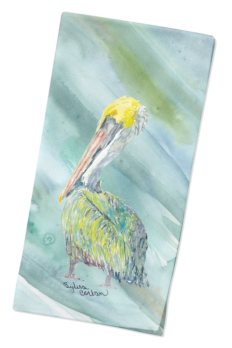 Buy this Pelican on Blue Napkin SC2051NAP