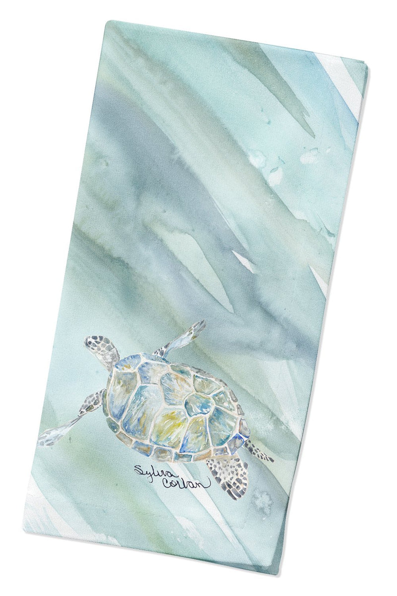 Buy this Sea Turtle on Blue Napkin SC2054NAP