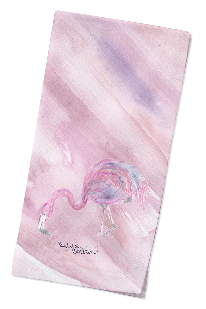 Buy this Flamingo #2 on Pink Napkin SC2057NAP