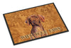 Vizsla Indoor or Outdoor Mat 24x36 Doormat - the-store.com