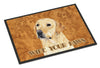 Labrador Indoor or Outdoor Mat 24x36 Doormat - the-store.com
