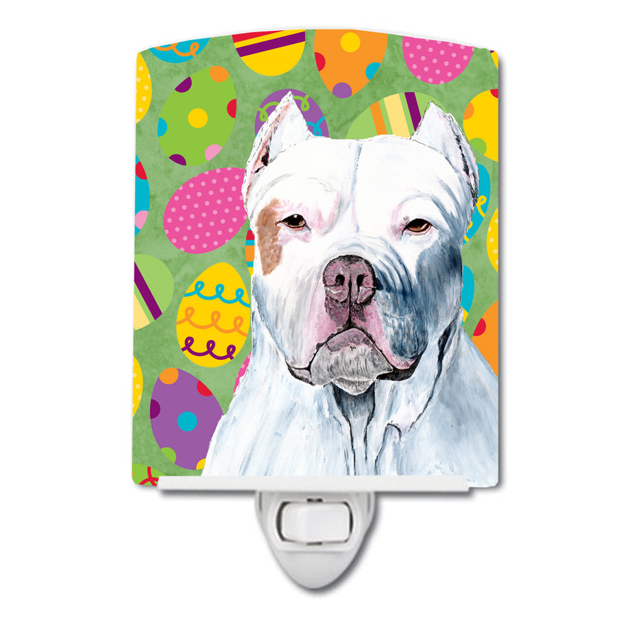 Buy this Pit Bull Easter Eggtravaganza Ceramic Night Light SC9461CNL