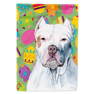 Buy this Pit Bull Easter Eggtravaganza Flag Garden Size