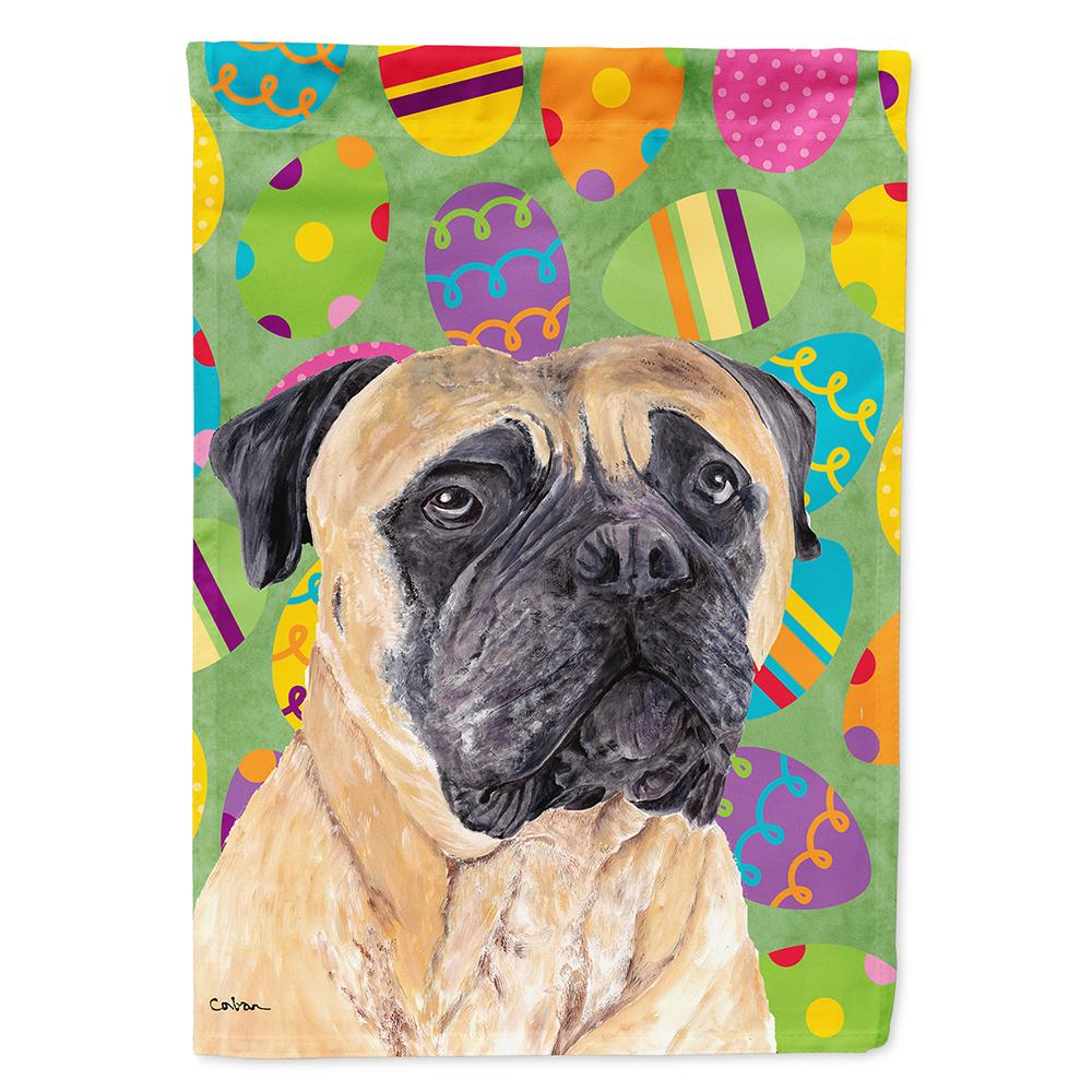 Buy this Mastiff Easter Eggtravaganza Flag Garden Size