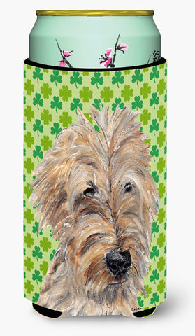 Buy this Goldendoodle St Patrick's Irish Tall Boy Beverage Insulator Beverage Insulator Hugger