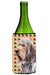 Buy this Otterhound Fall Leaves Wine Bottle Beverage Insulator Hugger SC9684LITERK