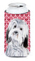 Havanese Hearts and Love Tall Boy Beverage Insulator Hugger SC9713TBC by Caroline's Treasures