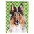 Buy this Collie Lucky Shamrock St. Patrick's Day Flag Garden Size SC9718GF