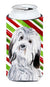 Havanese Candy Cane Christmas Tall Boy Beverage Insulator Hugger SC9809TBC by Caroline's Treasures