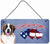 Buy this Woof if you love America Saint Bernard Wall or Door Hanging Prints SC9947DS612