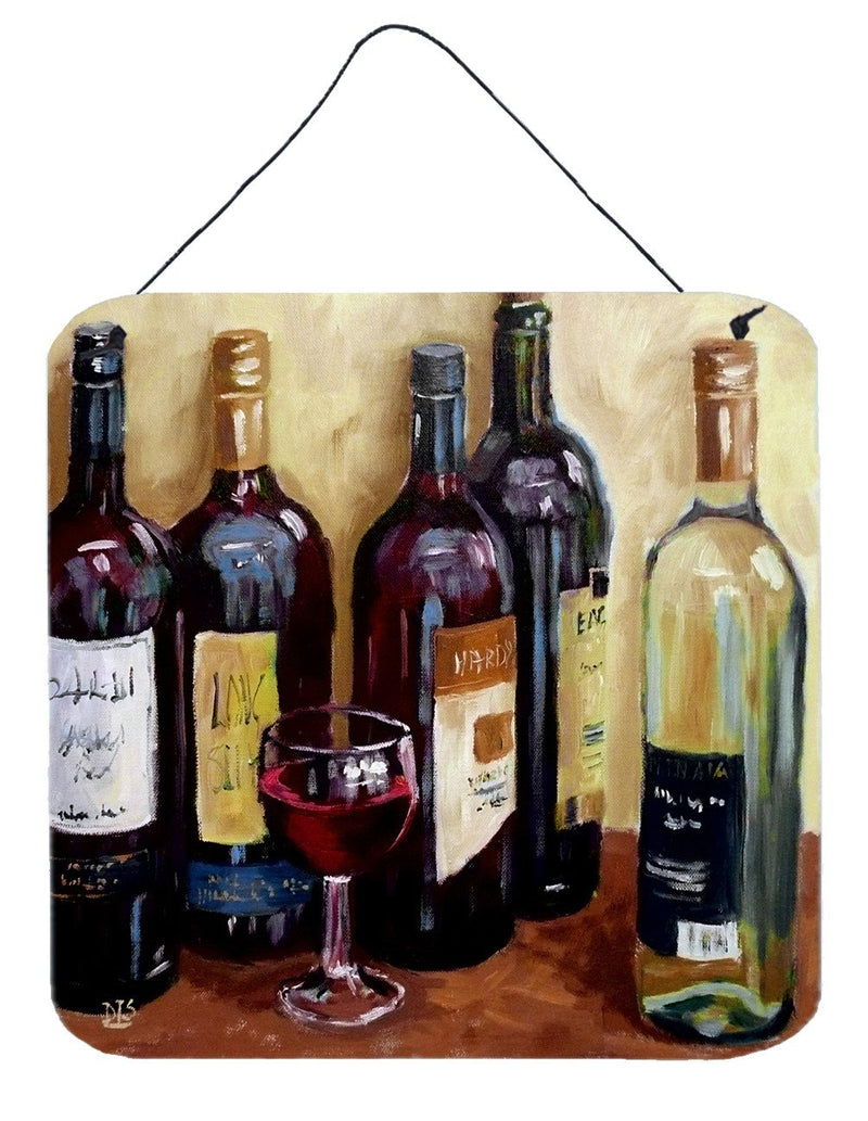 Buy this Wine by David Smith Wall or Door Hanging Prints SDSM0118DS66