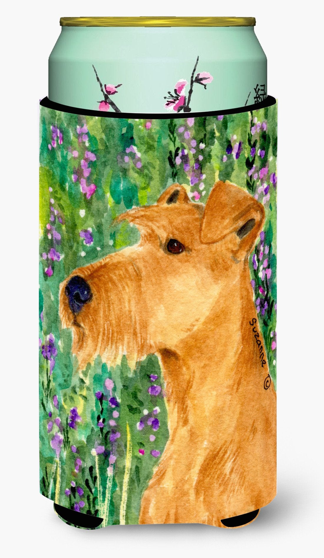 Irish Terrier  Tall Boy Beverage Insulator Beverage Insulator Hugger by Caroline's Treasures