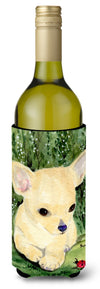 Chihuahua Wine Bottle Beverage Insulator Beverage Insulator Hugger by Caroline's Treasures