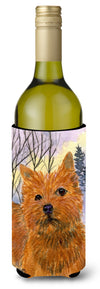 Norwich Terrier Wine Bottle Beverage Insulator Beverage Insulator Hugger by Caroline's Treasures