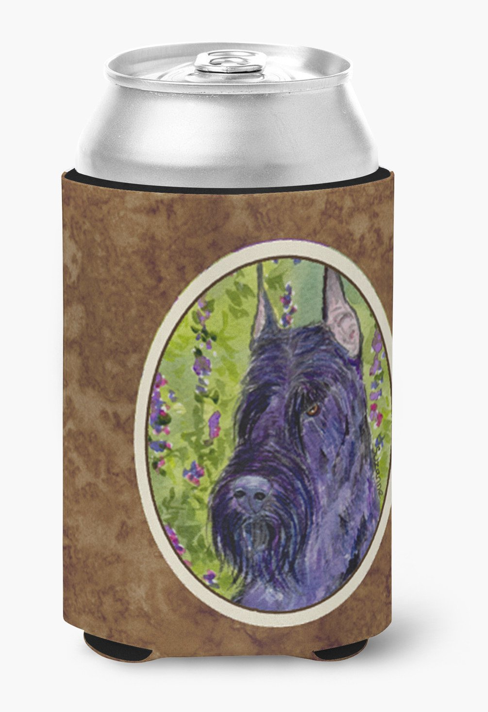 Buy this Scottish Terrier  Can or Bottle Beverage Insulator Hugger