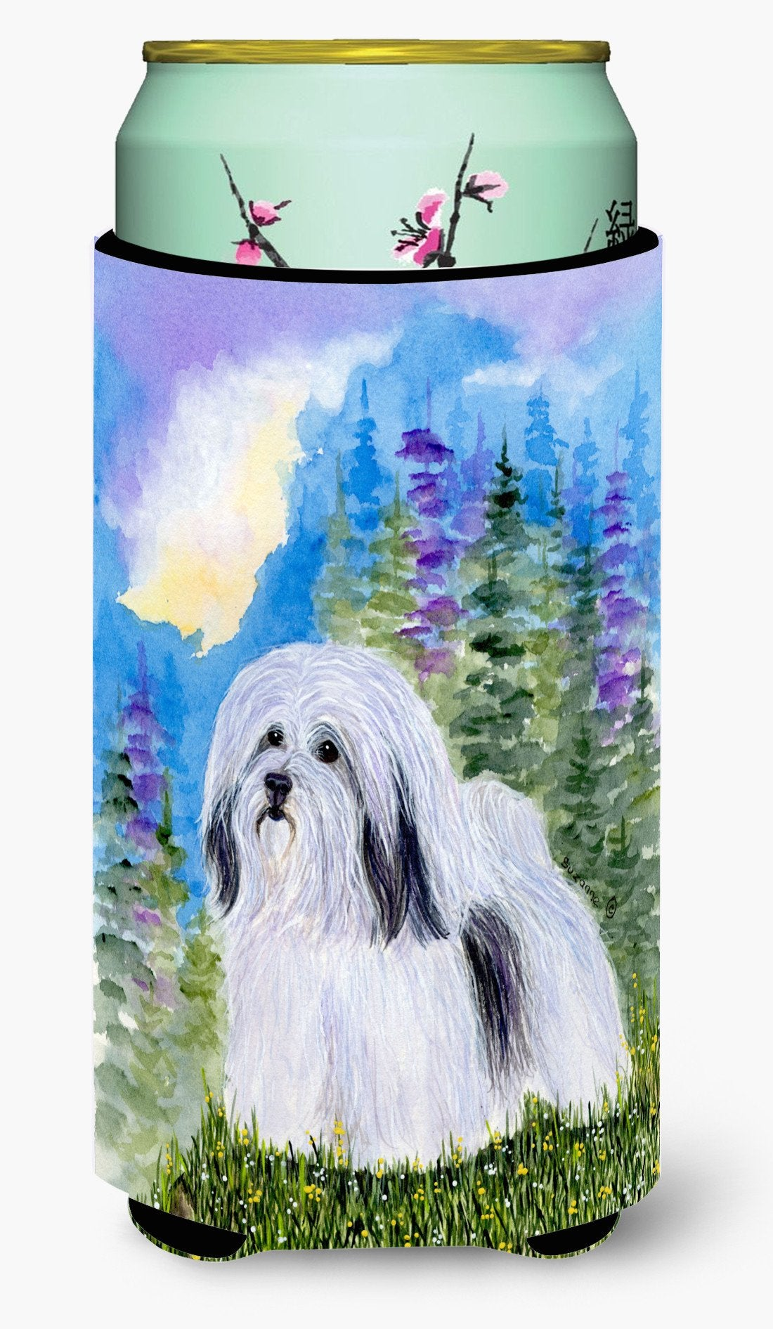 Havanese  Tall Boy Beverage Insulator Beverage Insulator Hugger by Caroline's Treasures