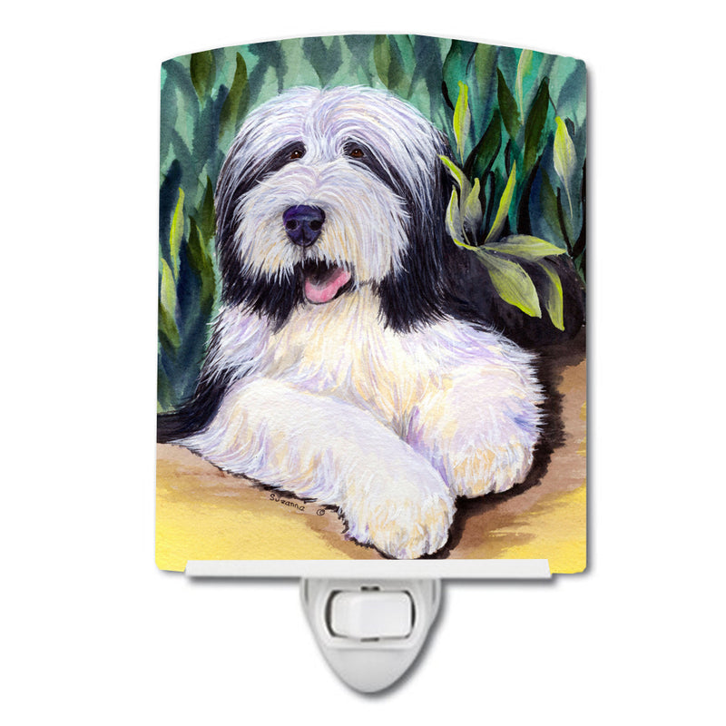 Buy this Bearded Collie Ceramic Night Light SS1038CNL