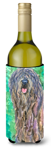 Buy this Bergamasco Sheepdog Wine Bottle Beverage Insulator Beverage Insulator Hugger