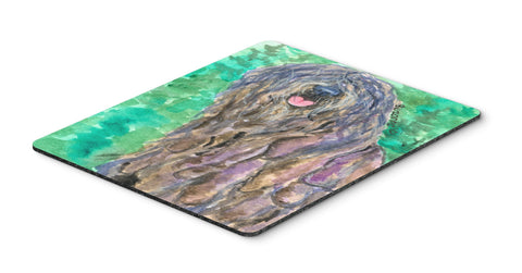 Buy this Bergamasco Sheepdog Mouse Pad / Hot Pad / Trivet