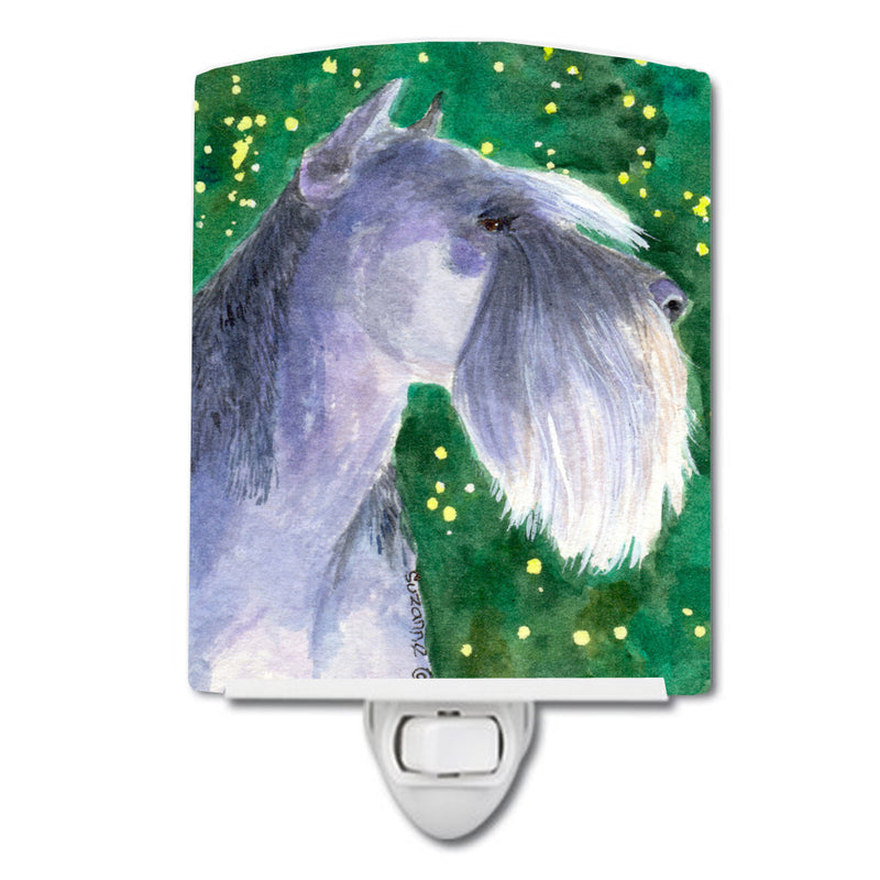 Buy this Schnauzer Ceramic Night Light SS1052CNL