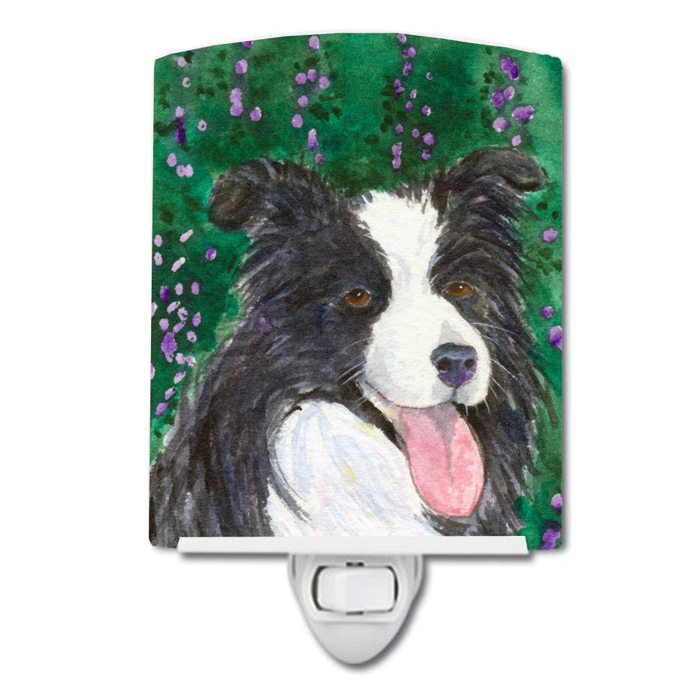 Buy this Border Collie Ceramic Night Light SS1053CNL