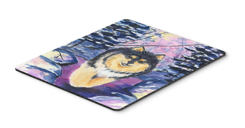 Buy this Finnish Lapphund Mouse Pad / Hot Pad / Trivet