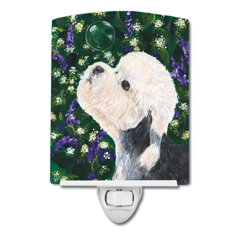 Buy this Dandie Dinmont Terrier Ceramic Night Light SS1055CNL