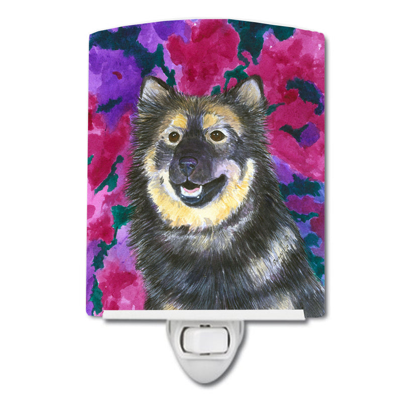 Buy this Finnish Lapphund Ceramic Night Light SS1063CNL