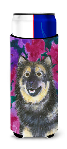 Buy this Finnish Lapphund Ultra Beverage Insulators for slim cans SS1063MUK