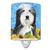 Buy this Bearded Collie in Summer Flowers Ceramic Night Light SS4130CNL