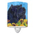Chow Chow in Summer Flowers Ceramic Night Light SS4134CNL by Caroline's Treasures
