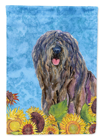 Buy this Bergamasco Sheepdog Flag Garden Size