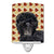 Affenpinscher Fall Leaves Portrait Ceramic Night Light SS4345CNL by Caroline's Treasures