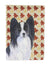 Buy this Papillon Fall Leaves Portrait Flag Garden Size