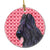 Buy this Briard Ceramic Ornament