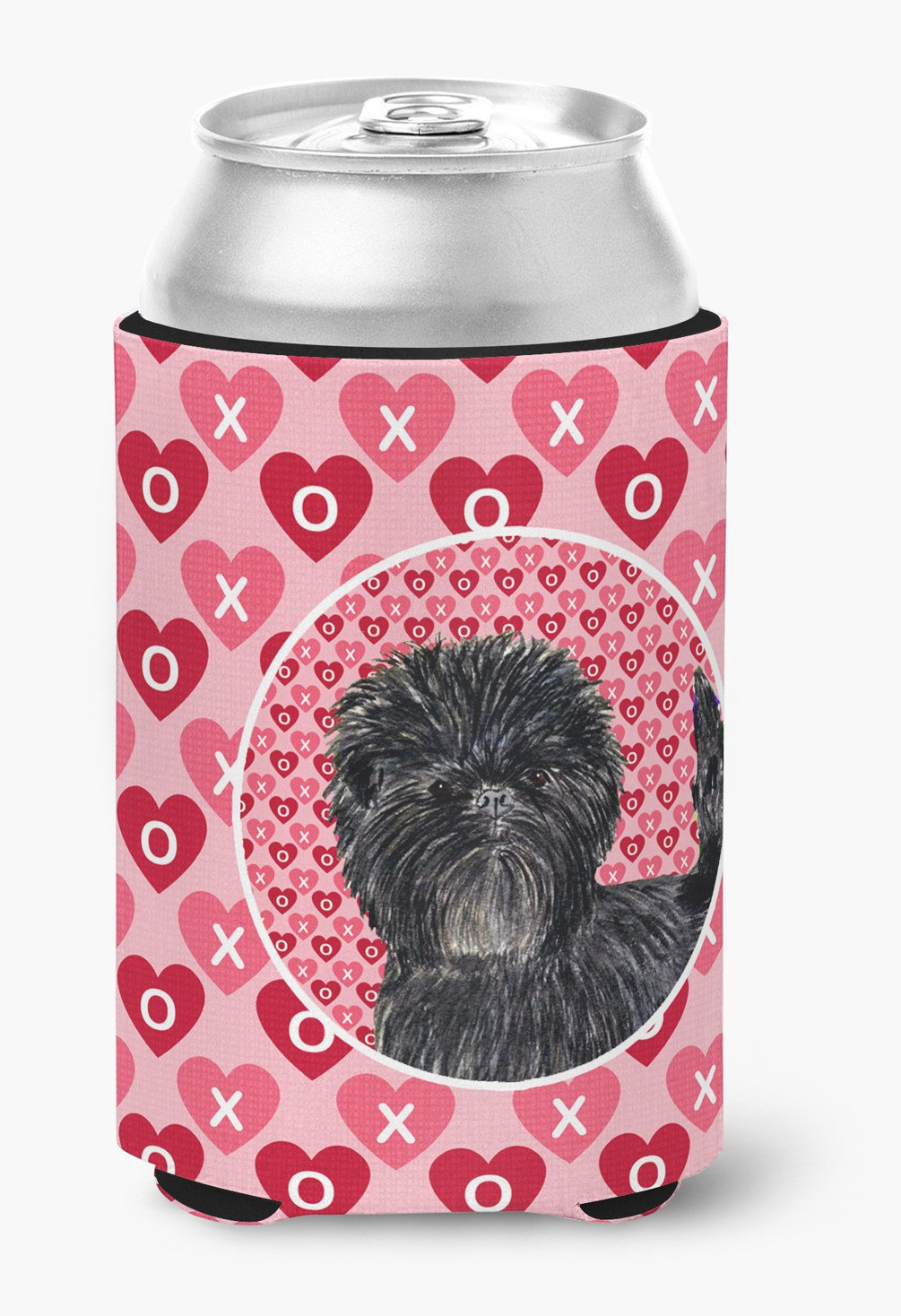 Affenpinscher  Can or Bottle Beverage Insulator Hugger by Caroline's Treasures