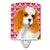 Buy this Cavalier Spaniel Hearts Love and Valentine's Day Portrait Ceramic Night Light SS4527CNL