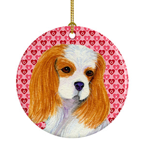 Buy this Cavalier Spaniel Ceramic Ornament