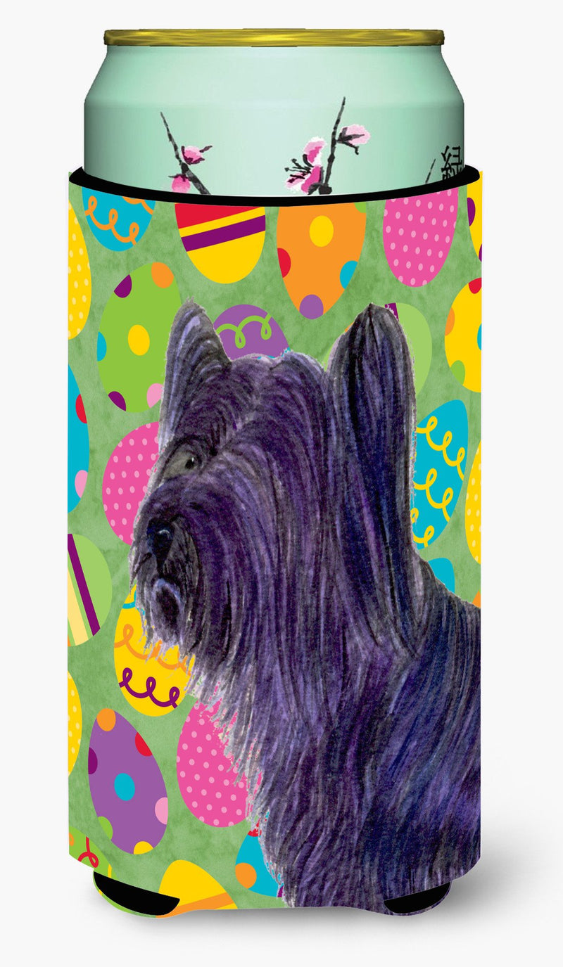 Buy this Skye Terrier Easter Eggtravaganza  Tall Boy Beverage Insulator Beverage Insulator Hugger