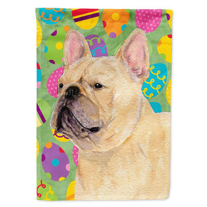 Buy this French Bulldog Easter Eggtravaganza Flag Garden Size
