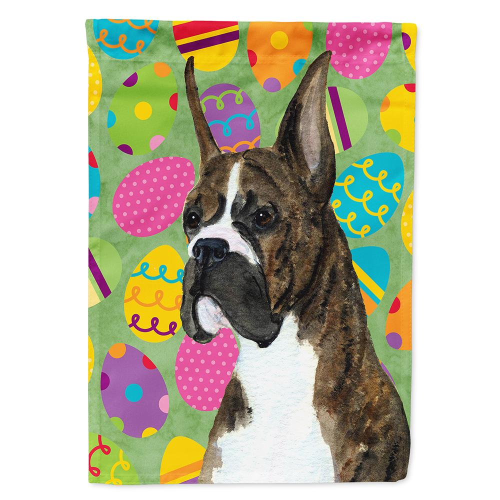 Buy this Boxer Easter Eggtravaganza Flag Garden Size