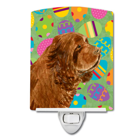Buy this Sussex Spaniel Easter Eggtravaganza Ceramic Night Light SS4855CNL