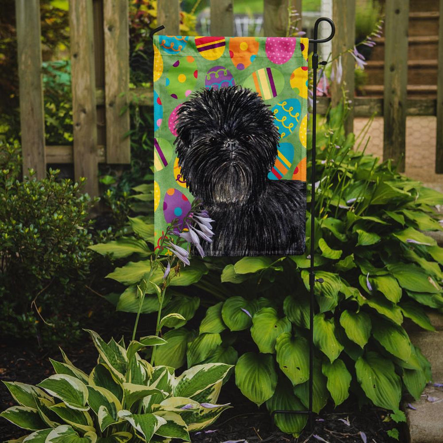 Buy this Affenpinscher Easter Eggtravaganza Flag Garden Size